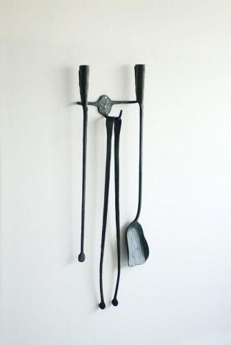 nowoczesny zestaw kominkowy; ręcznie kuty zestaw kominkowy; stylowy zestaw kominkowy;